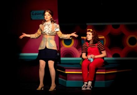 Melissa Brausch (Marianne) & Elizabeth Lamora (Lisa/Ben)